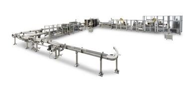 The complete packaging line