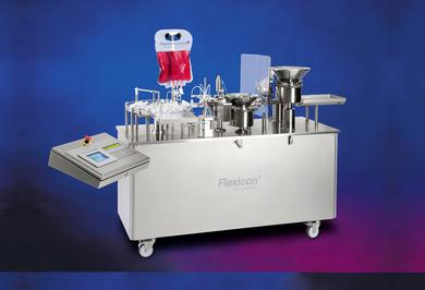 Flexicon FPC50W: Fully automated aseptic filling system